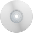 128x128px size png icon of Blank White