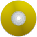 128x128px size png icon of Blank Yellow