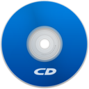 CD Blue Icon