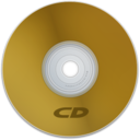 128x128px size png icon of CD LightScribe