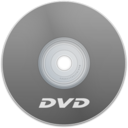 DVD Gray Icon