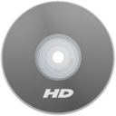 128x128px size png icon of HD Gray
