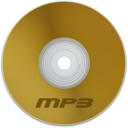 128x128px size png icon of Mp3 LightScribe