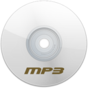 128x128px size png icon of Mp3 Perl