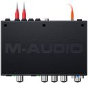 128x128px size png icon of M Audio ProFire 610