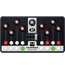 128x128px size png icon of Novation Nocturn