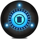 128x128px size png icon of Trash Can