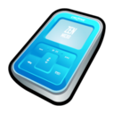 Creative Zen Micro Blue Icon