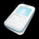 128x128px size png icon of Creative Zen Micro White