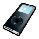 IPod Nano Black Icon