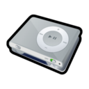 128x128px size png icon of IPod Shuffle