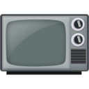 128x128px size png icon of tv