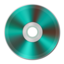 Jade Metallic CD Icon
