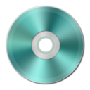 Light Jade Metallic CD Icon