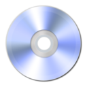 Sky Metallic CD Icon