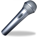 128x128px size png icon of Microphone SH