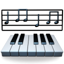 128x128px size png icon of Synthesizer SH