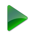 128x128px size png icon of Play Normal