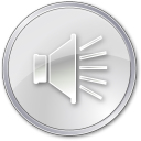 128x128px size png icon of Volume Disabled