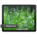 128x128px size png icon of Ambient