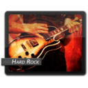 128x128px size png icon of Hard Rock