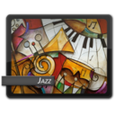 128x128px size png icon of Jazz