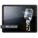 128x128px size png icon of Melodic