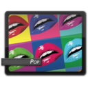128x128px size png icon of Pop