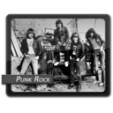 128x128px size png icon of Punk Rock