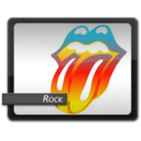 128x128px size png icon of Rock