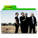 128x128px size png icon of Coldplay