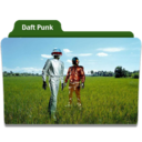 128x128px size png icon of Daft Punk