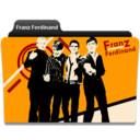 128x128px size png icon of Franz Ferdinand
