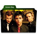 128x128px size png icon of Green Day