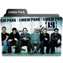 128x128px size png icon of Linkin Park