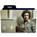 128x128px size png icon of Mika