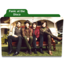 128x128px size png icon of Panic at the Disco