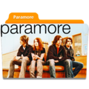 128x128px size png icon of Paramore