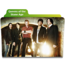 128x128px size png icon of Queens of the Stone Age