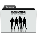 128x128px size png icon of Ramones