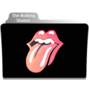 128x128px size png icon of The Rolling Stones