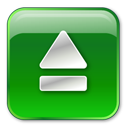 128x128px size png icon of Eject Hot