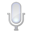 128x128px size png icon of Microphone Disabled