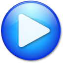 128x128px size png icon of Play Hot