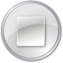128x128px size png icon of Stop Disabled