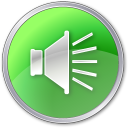 128x128px size png icon of Volume Pressed