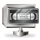 128x128px size png icon of video compress