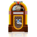128x128px size png icon of Wurlitzer