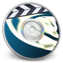 128x128px size png icon of iDVD Light Angel 02