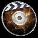 128x128px size png icon of iDVD Nebula